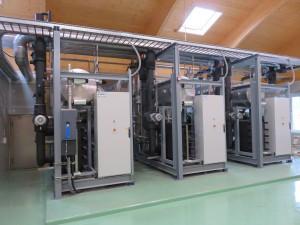 ISteuerung Kälteanlage / Tanklager