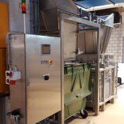 Rework-System für Toastbrote in Industrie-Bäckerei