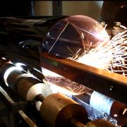 Steuerung Rohrschneideanlage von staedler automation AG
