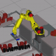 3D Robotersimulation - Softwaretool