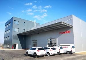 Betriebsgebäude staedler automation AG