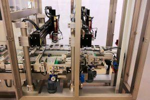 Steuerung für Vials-Verpackungsmaschine in der Pharma-Industrie